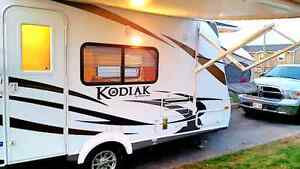 Dutchman Kodiak 161e Travel Trailer