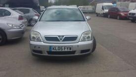 Vauxhall Vectra 2.0DTi 16v Club 5 DOOR - 2005 05-REG - 4 MONTHS MOT