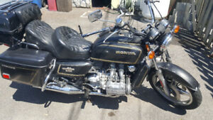 Honda Goldwing 1979 GL1000