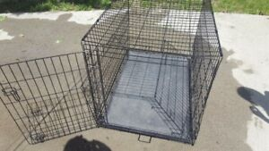 For Sale: Large Collapsible  Dog Kennel.