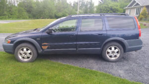 Volvo xc70 2003 2.5l turbo awd