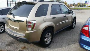 2005 Chevrolet Equinox CERTIFIED AND ETESTED London Ontario image 2