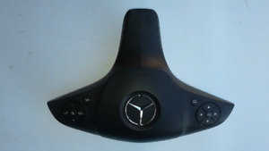 2009 Mercedes Benz glk350 steering wheel with airbag