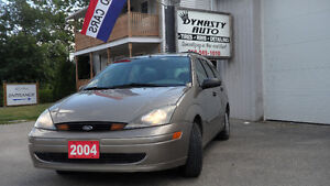 2004 Ford Focus SE Wagon LOW KMS  / DYNASTY AUTO