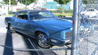 1967 Eldorado Cadillac VERY COOL CAR! RARE!