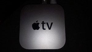 Apple tv 2 with remote