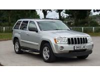 2006 Jeep Grand Cherokee 3.0 CRD V6 Limited 4x4 5dr