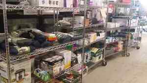 SATURDAY AUCTION - Appliances, Toys, Lots of Store Return