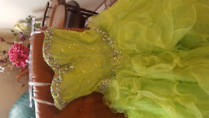 Beautiful Grad/Quincinera dress. Never worn, only tried on.