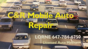 .Mobile Car Repair Service at Your Doorstep - Call Now !!