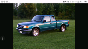 1993 Ford Ranger extended cab parts