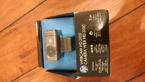 HP HD Webcam (New sealed in box)