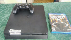 PS4 Slim console with Call Of Duty Black Ops 3 @ ABC Exchange!