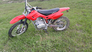 2007 Baja 125cc dirt bike