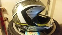 casque scooter, go kart, moto etc.XL