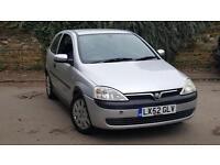 Vauxhall/Opel Corsa 1.0i 12v SE 2003MY Life - NEW MOT