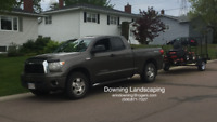 Downing Landscaping for your lawn care and landscaping needs