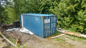 20' Shipping Container