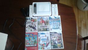 SELLING WII GAMES AND U DRAW PAD