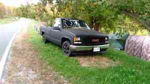 1995 good for parts or winter truck.
