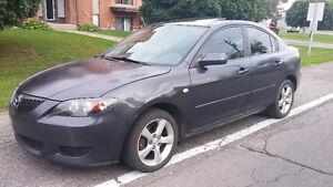 2006 Mazda 3 Touring 1399$ - 179000km