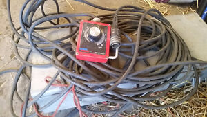 150 ft Welding Remote.For a Lincoln Welder ...Used Very Little