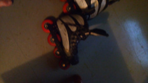 Selling mission rollerblades