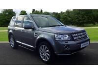 2013 Land Rover Freelander 2.2 SD4 HSE 5dr Automatic Diesel Estate
