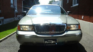 2000 Mercury Grand Marquis LS Berline