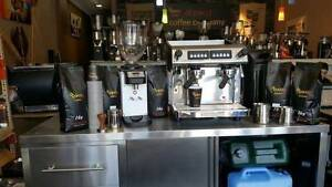 Coffee Cart Coffee Machine On Demand Grinder barista Starter Pack Roselands Canterbury Area Preview