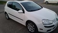 2008 Volkswagen Rabbit Treadline Coupe (2 door)