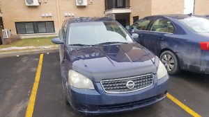 Nissan altima 2006 2.5 engine automatic