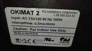 Okimat 2 made in USA with remote West Island Greater Montréal image 3