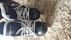 Boys size 13 hockey skates