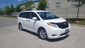 2011 Toyota Sienna 7 Pass, Automatic, 3/Y warranty available