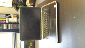 Dell laptop..1 yr old..17 in screen