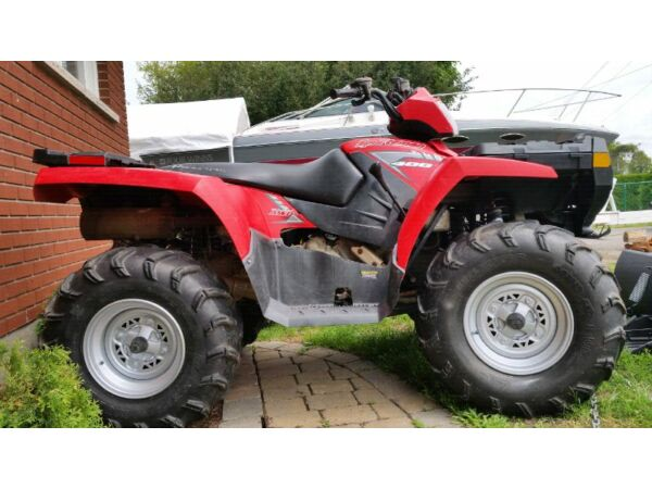 Used 2005 Polaris Sportsman