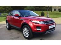 2014 Land Rover Range Rover Evoque 2.2 SD4 Pure 5dr (Tech Pack) Automatic Diesel