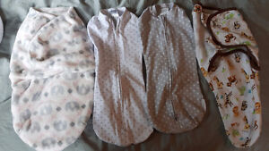 Infant Swaddles/Sleep Sacks