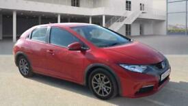 image for 2013 Honda Civic 1.8 i-VTEC ES 5dr Hatchback Petrol Manual