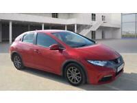 2013 Honda Civic 1.8 i-VTEC ES 5dr Hatchback Petrol Manual