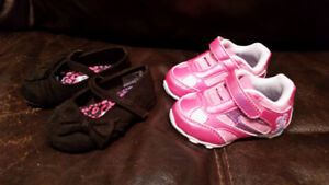 Baby Girl Size 3W shoes