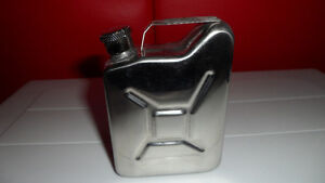 Jerry Can Whiskey Flask $20. Prince George British Columbia image 5