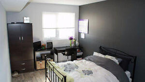 Fully Furnished Room w/ private bathroom at 1 Columbia St. W Kitchener / Waterloo Kitchener Area image 4