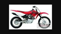 CHEAP! Kids dirt bike