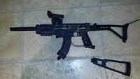 paintball tippman 98 edition special