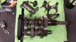 99-05 twin cam 5 speed transmission