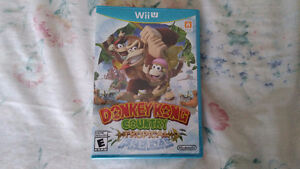BRAND NEW Donkey Kong Country: Tropical Freeze