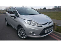2009 Ford Fiesta 1.4 Titanium +++LOW MILEAGE + HUGE SPEC+++