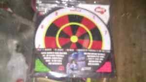 V-balls reusable target system